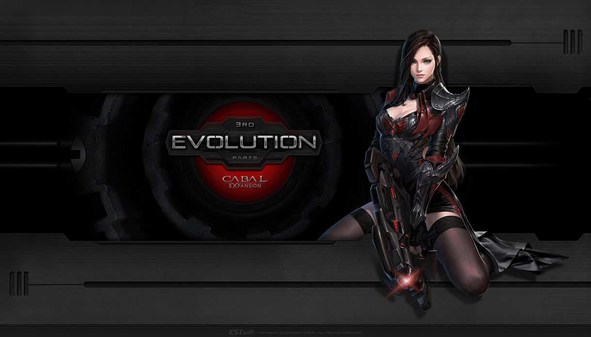 3RD EVOLUTION